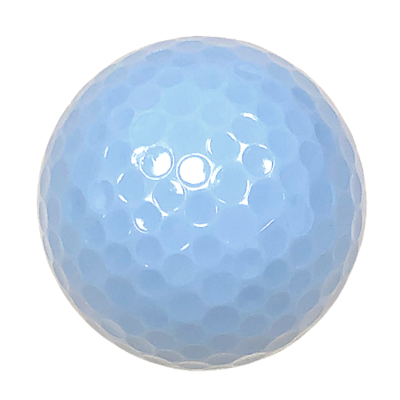 "Pastel Blue ""Floater"" Mini Golf Bal"