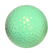 "Pastel Green ""Floater"" Mini Golf Ba"