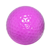 "Pastel Pink ""Floater"" Mini Golf Bal"
