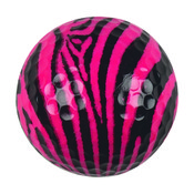 PINK ZEBRA NOVELTY BALLS