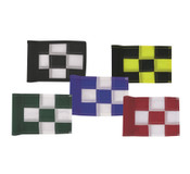 sewn checkered putting green flags