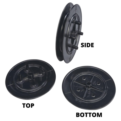 Plastic Ball Picker Disc