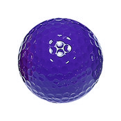 "Purple ""Floater"" Mini Golf Balls"