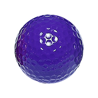 "Purple ""Floater"" Mini Golf Balls"