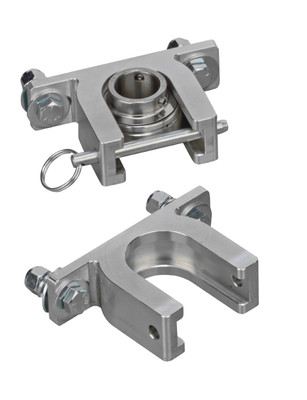 Quick Release Bearing with Housing