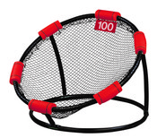 Range Target Net with red pads