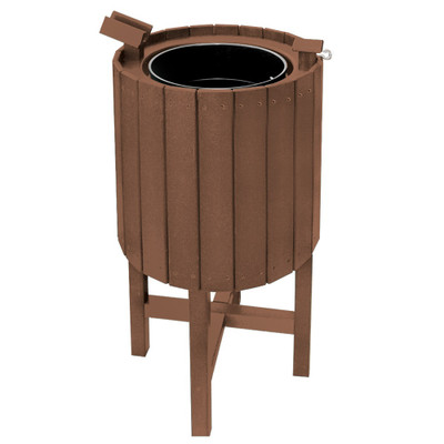 Recycled Club Washer Brown