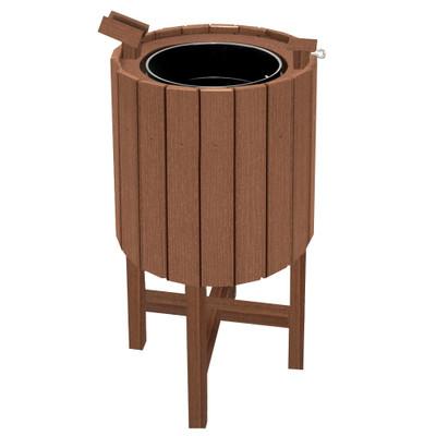 Recycled Club Washer Walnut