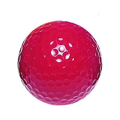 Red Mini Golf Balls