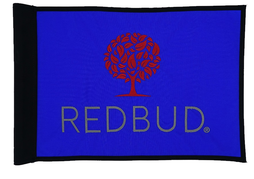 Red Bud Flag