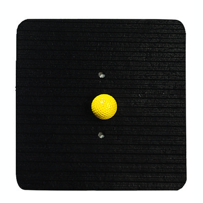 Rubber Tee Off Pad