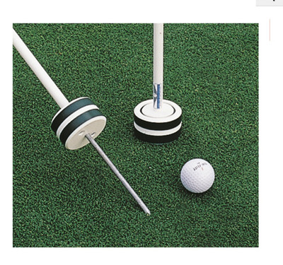 Spiked Putting Green Marker White