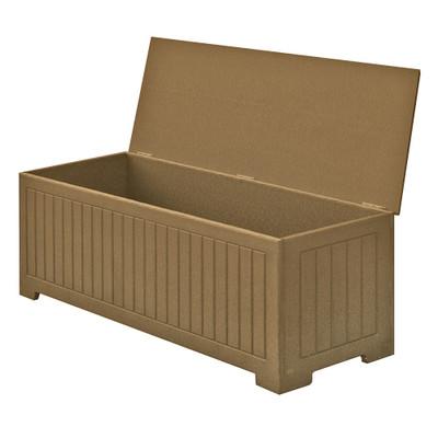 "Sydney 48"" Deck Box Driftwood"