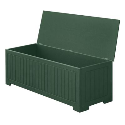 "Sydney 48"" Deck Box Green"