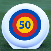 Golf Target - 50 Yard Target