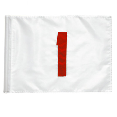 Applique Numbered Set of 9 Flags 1
